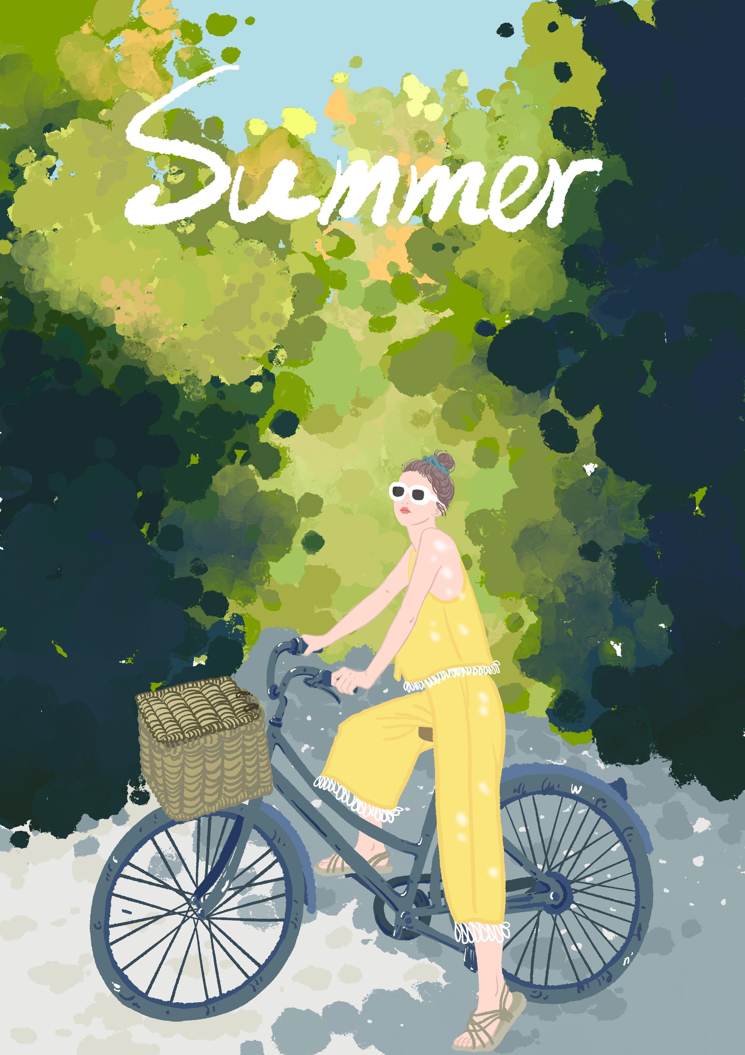 Yijing Li Summer Show 2019