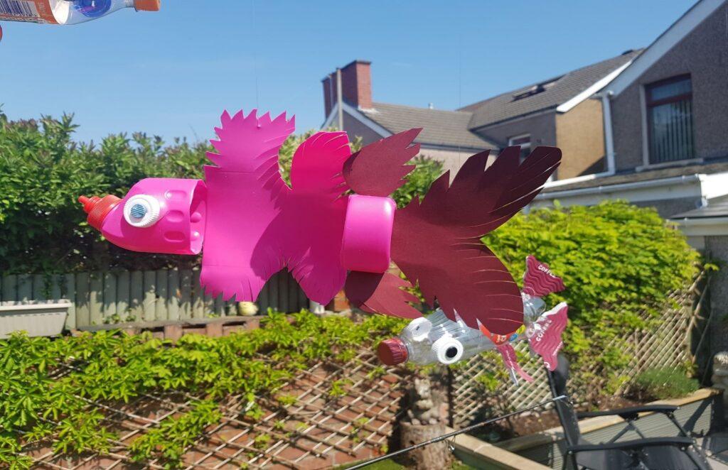 Charis Higgs fish