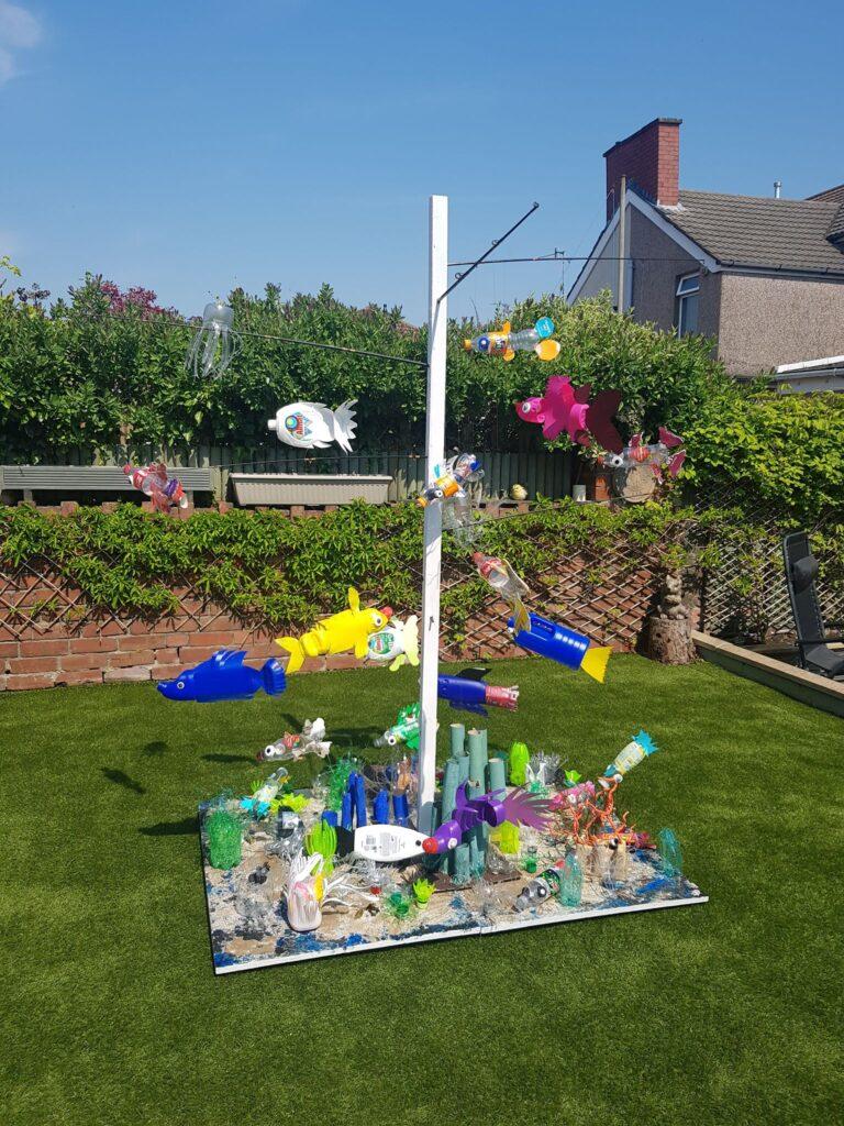 Charis Higgs sculpture 1
