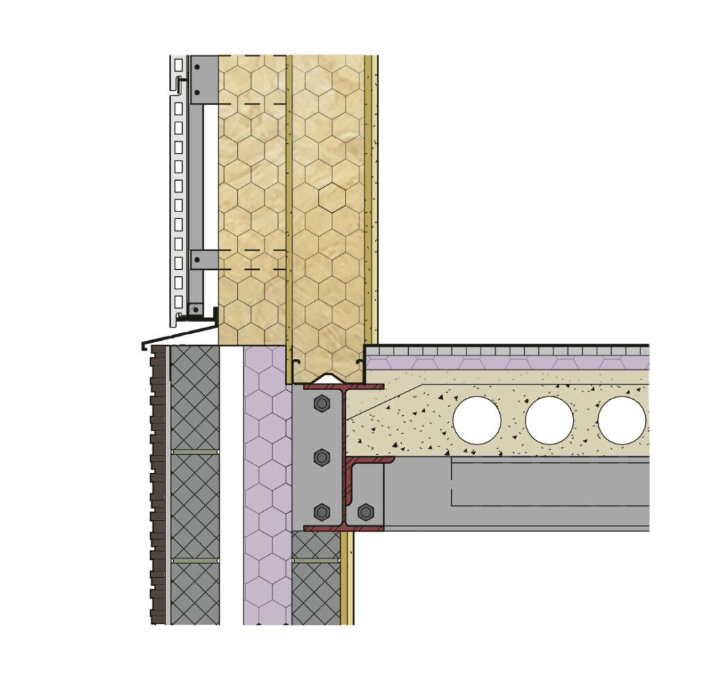 Dafydd Morgan Intermediate Floor Detail