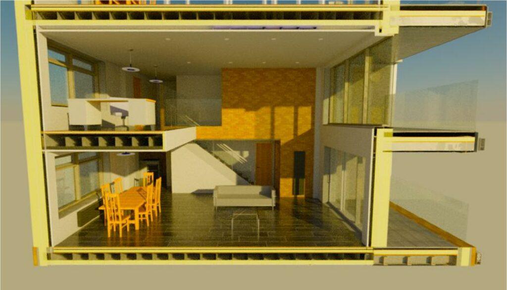 Jack Edward DEyncourt-Harvey-Riceduplex apartment
