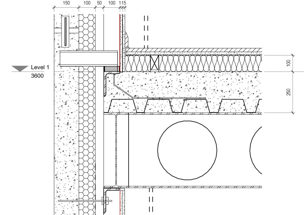 James Dalton Intermediate Floor Detail