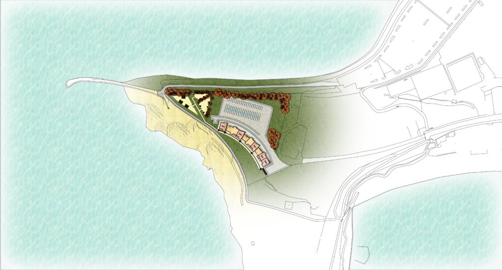 James Dalton Site Plan