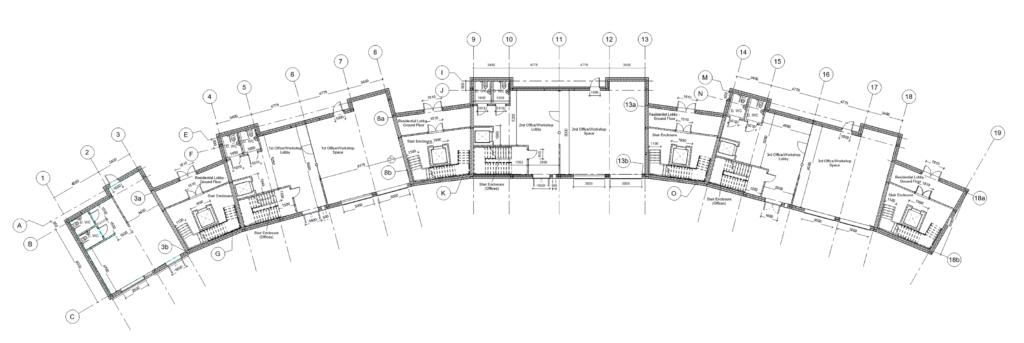 James Mosses Level 0 Floor Plan