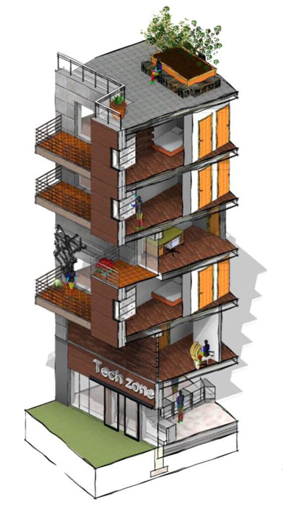 Mariam El Hafedi Section 3D