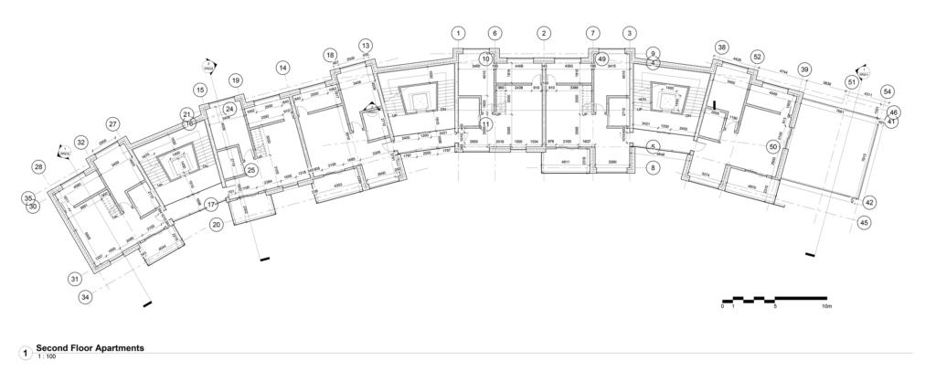 Mark Angel Fabro Tagara  Second Floor Plan