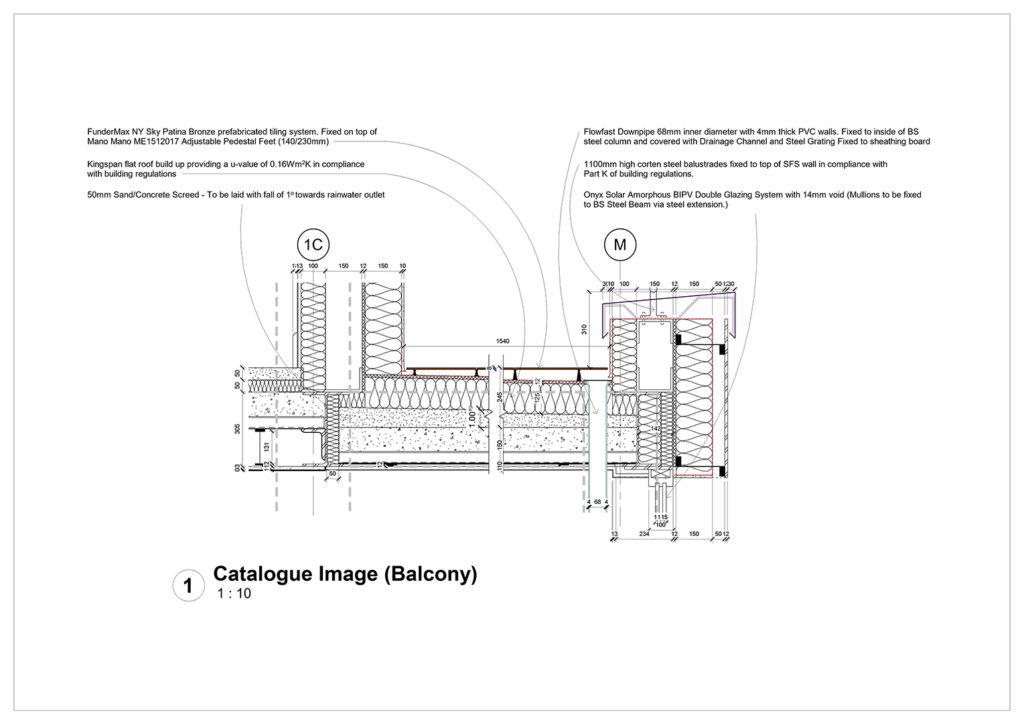 Owain Morris Balcony 2D Detail