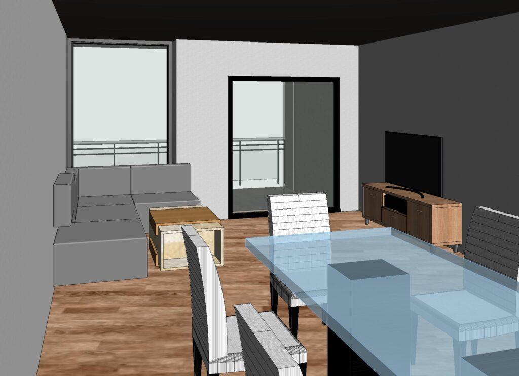 Ramiraze Alberto James Apartment Image