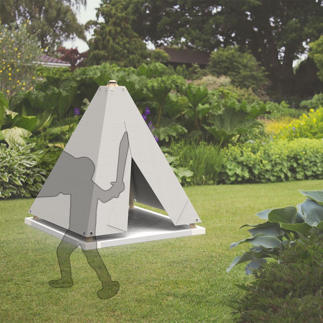 The Portable Pyramid