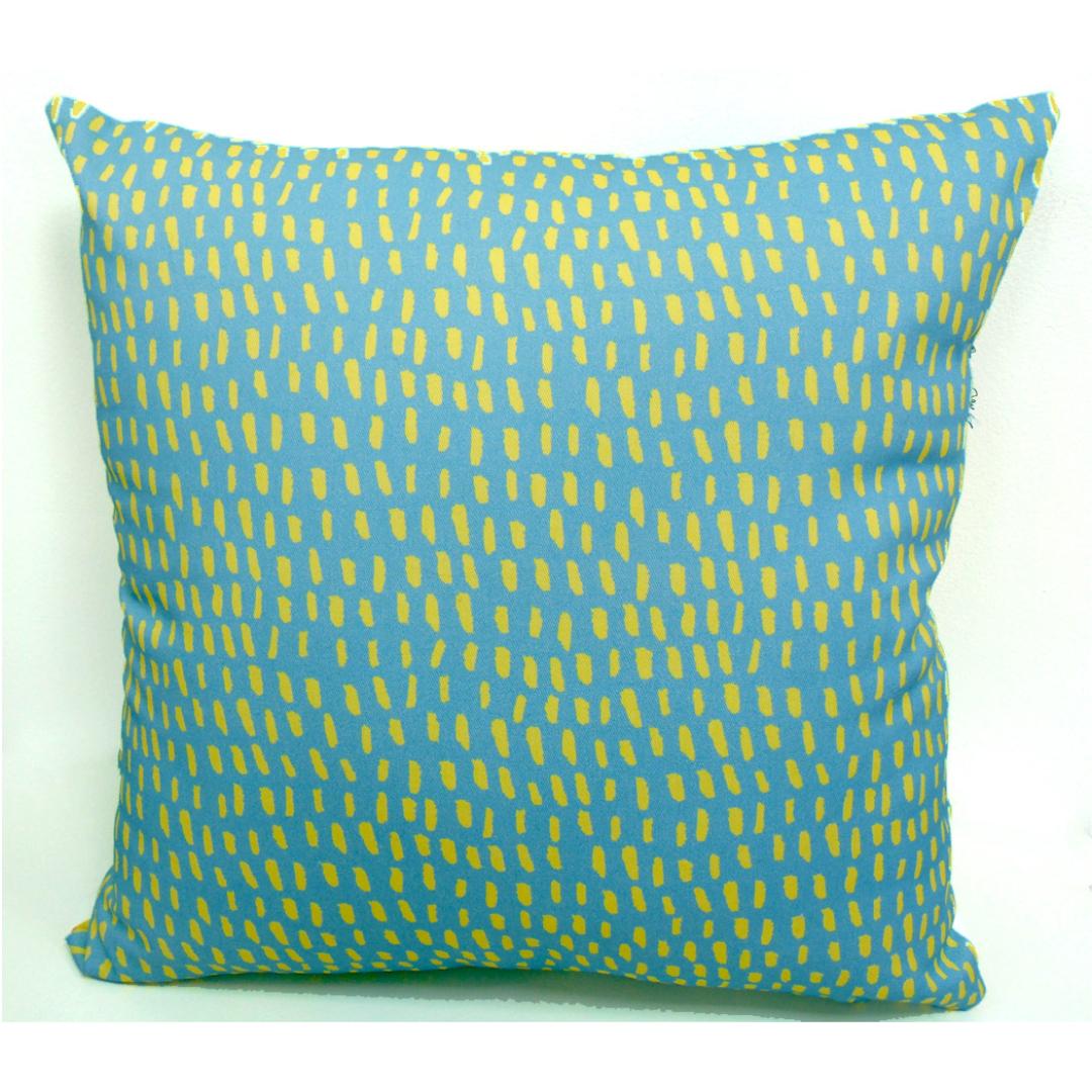 Dotted Rain Cushion