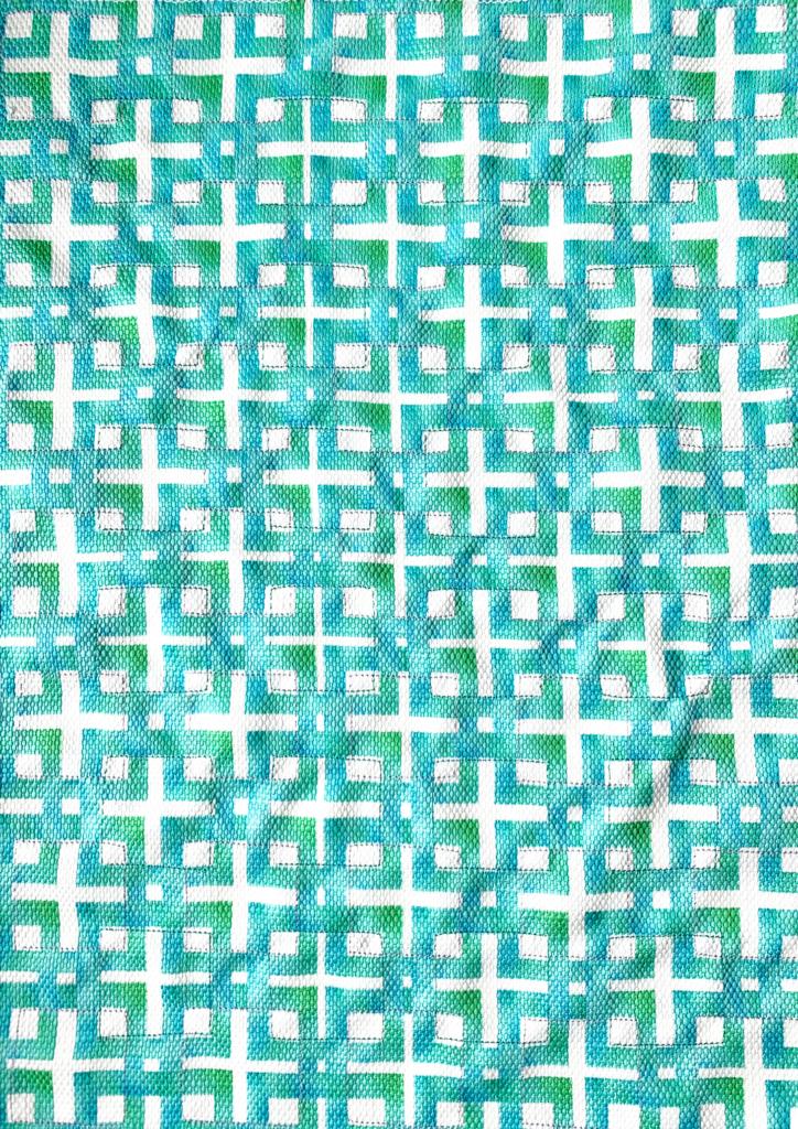 Fabric – Secondary Hip Hop Pattern