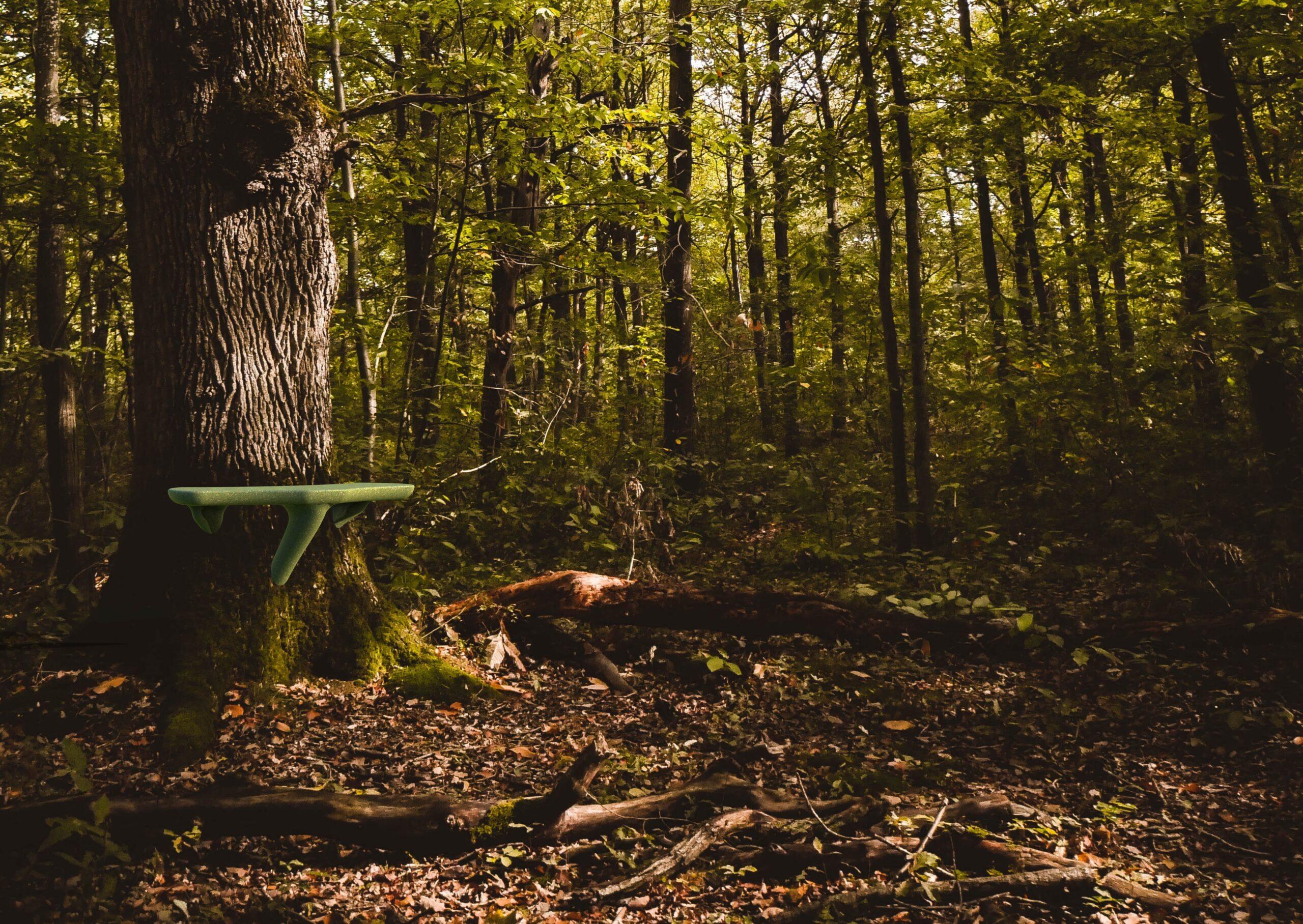 Planted Tree Seat