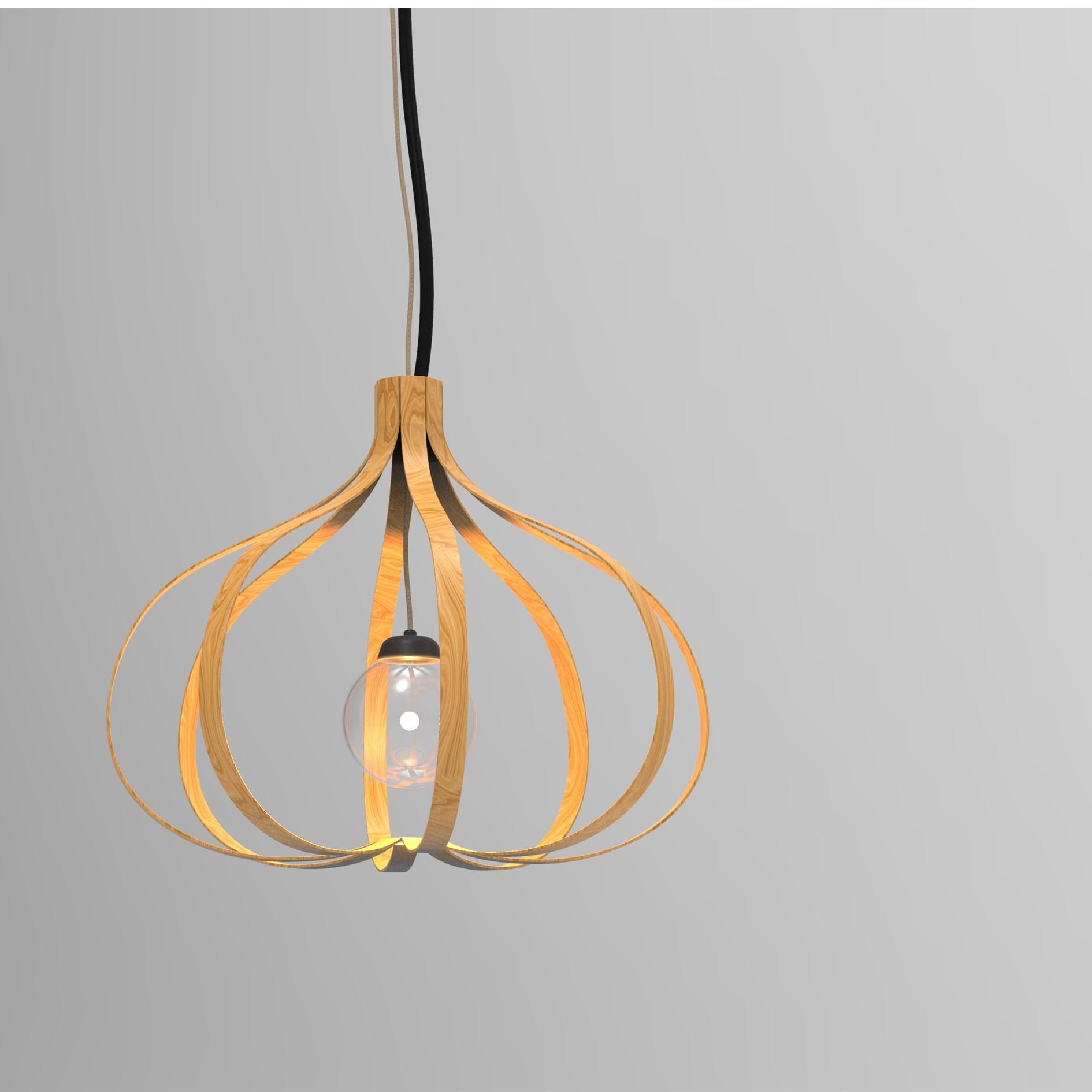 Bulb Pendant Light